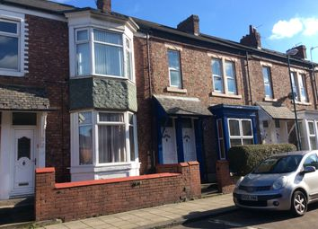 Thumbnail 3 bed flat to rent in Marlborough Street North, South Shields