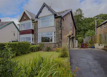 Thumbnail 3 bed semi-detached house for sale in Burnley Road, Cliviger, Lancashire