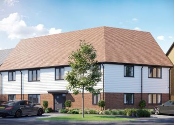 Thumbnail 1 bed flat for sale in Europa Way, Ipswich