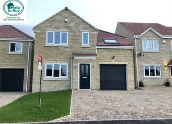 Thumbnail 4 bed detached house for sale in Swinston Hill Court, Dinnington, Sheffield, South Yorkshire