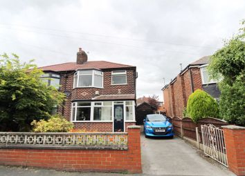 Thumbnail 3 bed semi-detached house for sale in Ellesmere Street, Swinton, Manchester