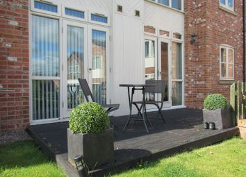 Thumbnail 2 bed flat for sale in Griffin Farm Drive, Heald Green, Cheadle