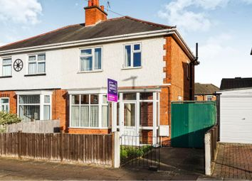 Thumbnail 3 bed semi-detached house for sale in Sherwood Street, North Evington
