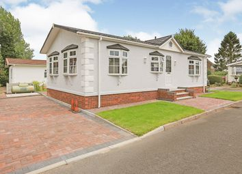 2 bed mobile/park home for sale in Kingswood Mobile Homes, Holyhead Road, Albrighton, Wolverhampton WV7