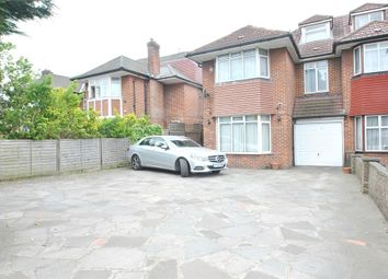 Thumbnail 5 bed semi-detached house for sale in Hendon Way, Cricklewood, London