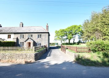 Thumbnail 3 bed semi-detached house to rent in Ebberley, Torrington