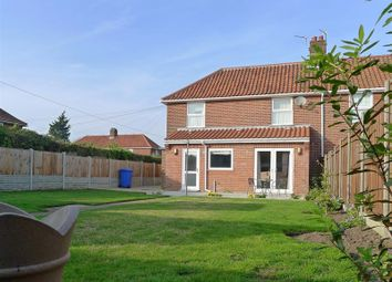 Thumbnail 3 bedroom semi-detached house for sale in Bacton Road, Norwich, Norfolk