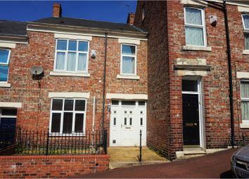 Thumbnail 3 bed terraced house for sale in Hedley Street, Gateshead