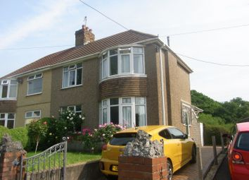 Thumbnail 3 bedroom semi-detached house for sale in 101 Gorwydd Road, Gowerton, Swansea