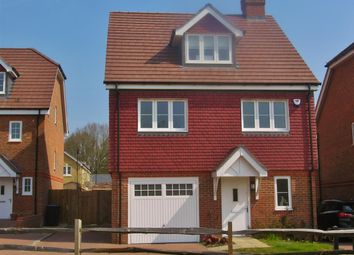 Thumbnail Detached house for sale in Guernsey Way, Knaphill, Woking