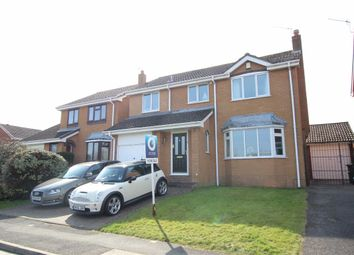 Thumbnail 4 bed detached house for sale in Brampton Way, Portishead, North Somerset
