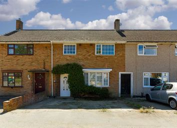 Thumbnail 3 bed terraced house for sale in Preston Lane, Tadworth, Surrey