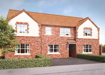 Thumbnail 3 bed terraced house for sale in Churchill Road, Yaddlethorpe Grange, Scunthorpe