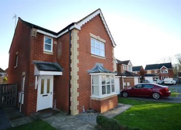 Thumbnail 3 bed detached house for sale in Robinson Close, Willington, Crook