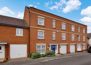 Thumbnail 4 bed town house for sale in Baker Way, Witham