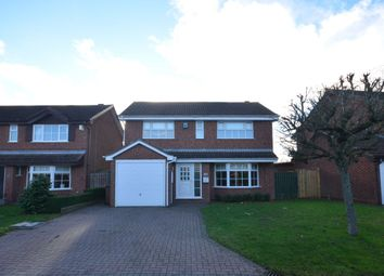 Thumbnail 4 bed detached house for sale in Rea Close, East Hunsbury, Northampton