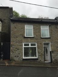 Thumbnail 2 bed terraced house to rent in Commercial Street, Blaenllechau, Ferndale