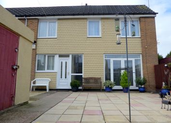 Thumbnail 3 bedroom end terrace house for sale in Lyric Close, Hull, North Humberside