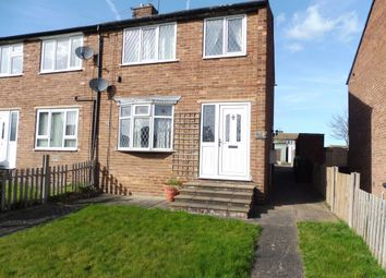 Thumbnail 3 bed semi-detached house for sale in Doles Crescent, Royston, Barnsley
