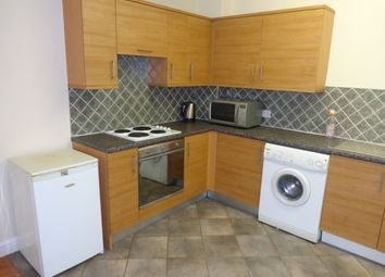 Thumbnail 1 bedroom flat to rent in Welford Road, Leicester
