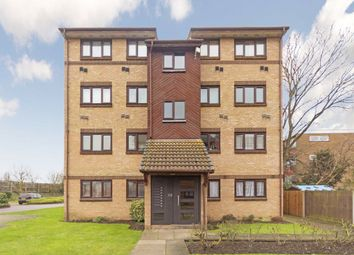 Thumbnail 2 bed flat for sale in Wicket Road, Perivale, Greenford