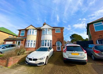 3 bed semi-detached house for sale in Park View Road, Ipswich IP1