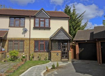 Thumbnail 2 bed semi-detached house for sale in Airdrie Close, Hayes