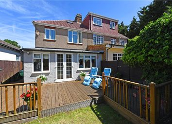 Thumbnail 3 bed semi-detached house for sale in Conway Road, Whitton, Hounslow