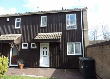 Thumbnail 3 bedroom terraced house to rent in Pennington, Orton Goldhay, Peterborough.
