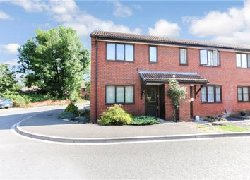 3 bed end terrace house for sale in Knatchbull Close, Romsey, Hampshire SO51