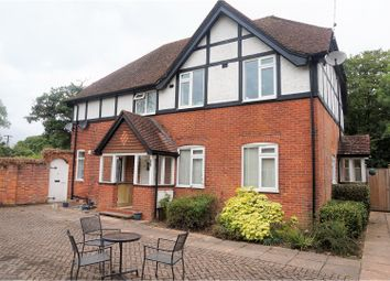Thumbnail 1 bed flat for sale in Horsehill, Horley