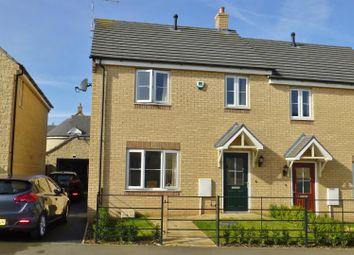 Thumbnail 3 bedroom semi-detached house for sale in Barleythorpe, Oakham, Rutland