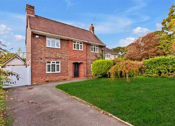 Thumbnail 4 bed detached house for sale in Hatherden Avenue, Parkstone, Poole