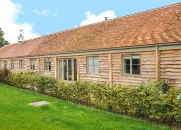Thumbnail 1 bedroom barn conversion to rent in Park Lane, Stanford In The Vale