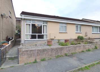 Thumbnail 2 bed semi-detached bungalow for sale in Downfield Way, Plympton, Plymouth