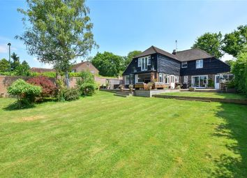 Thumbnail 5 bedroom detached house for sale in Worthing Road, Horsham, West Sussex