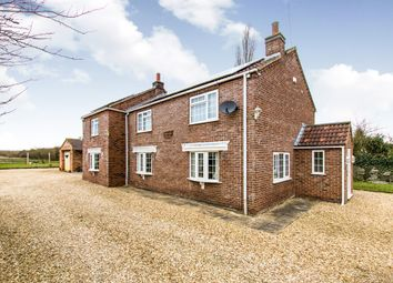 3 bed detached house for sale in Wainfleet Road, Irby-In-The-Marsh, Skegness PE24