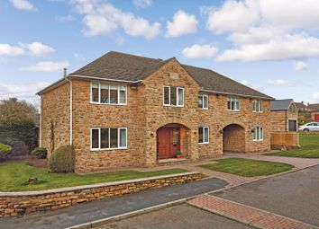 Thumbnail 5 bed detached house for sale in Manor Close, Badsworth, Pontefract