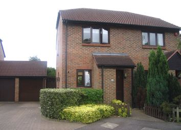 Thumbnail 2 bed semi-detached house to rent in Caesars Gate, Warfield, Bracknell, Berkshire