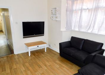Thumbnail 6 bedroom terraced house to rent in Fosse Road South, Leicester