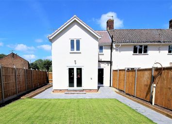 Thumbnail 3 bed end terrace house for sale in Oldfield Road, Westbury