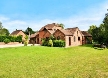 Thumbnail 5 bed detached house for sale in Mansel Lacy, Hereford