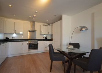 Thumbnail 2 bed flat for sale in Flowers Close, London