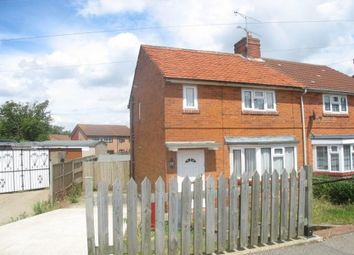 Thumbnail 2 bed semi-detached house to rent in Norcot Road, Tilehurst, Reading
