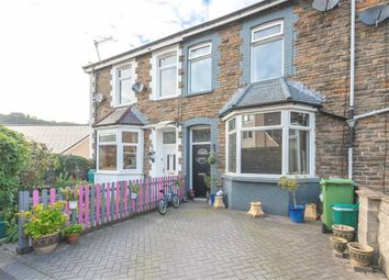 Thumbnail 4 bed terraced house for sale in Grongaer Terrace, Pontypridd