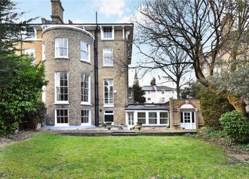 Thumbnail 4 bed flat for sale in Church Terrace, London