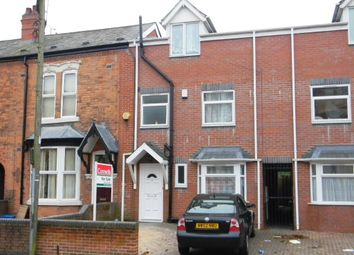 Thumbnail 5 bedroom terraced house for sale in South Road, Hockley, Birmingham