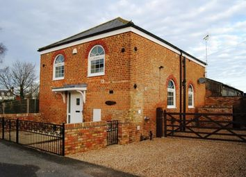 Thumbnail 1 bed detached house for sale in Terrington St. John, Wisbech, Norfolk