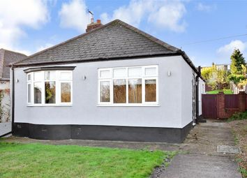 Thumbnail 3 bed detached bungalow for sale in Danes Hill, Gillingham, Kent