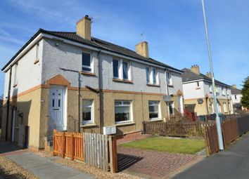 Thumbnail 1 bed flat for sale in Ghillies Lane, Motherwell